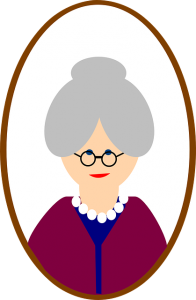 https://pixabay.com/en/old-female-woman-face-person-304605/