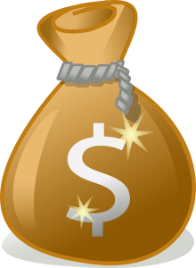 https://pixabay.com/en/bag-money-wealth-revenue-finance-147782/
