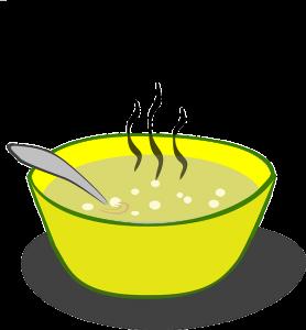 https://pixabay.com/en/soup-bowl-food-steam-pot-steaming-297736/