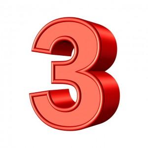 https://pixabay.com/en/three-3-number-design-collection-706895/