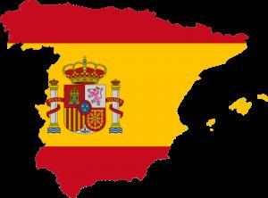 Spain-flag-map-plus-ultra