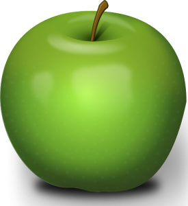 https://pixabay.com/en/apple-green-fruit-juicy-nature-33709/