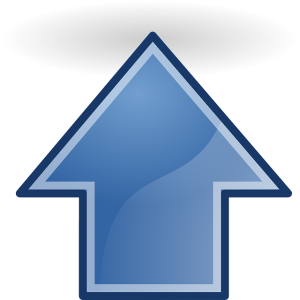 https://pixabay.com/en/arrows-blue-up-upload-glossy-147751/