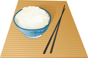 https://pixabay.com/en/chopsticks-rice-sticky-rice-food-154545/