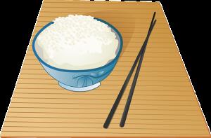 https://pixabay.com/en/chopsticks-rice-sticky-rice-food-154545/