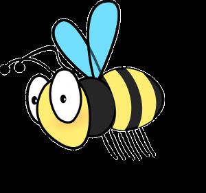 https://pixabay.com/en/honeybee-bee-flying-fly-insect-24633/