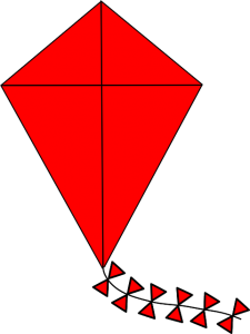 https://pixabay.com/en/kite-fly-red-tail-308565/