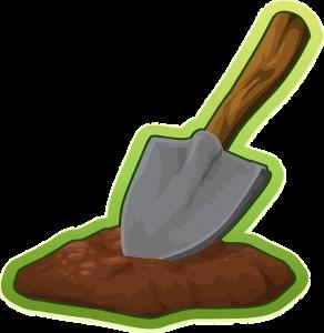 https://pixabay.com/en/shovel-trowel-digging-equipment-575661/