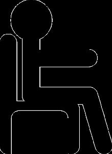 https://pixabay.com/en/man-sit-chair-pictogram-black-310310/