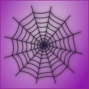 https://pixabay.com/en/spider-s-web-cobweb-symmetric-black-306942/