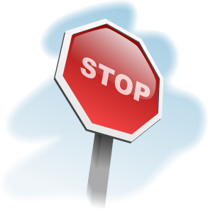 https://pixabay.com/en/stop-sign-traffic-sign-stop-37020/