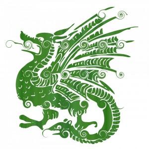 http://pixabay.com/en/gradient-dragon-leaf-green-curly-313391/