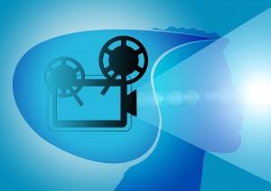 http://pixabay.com/en/head-think-slide-strips-film-674132/