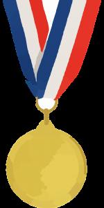 http://pixabay.com/en/medal-gold-award-olympics-winner-295094/