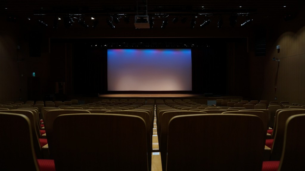 http://pixabay.com/en/theatre-seats-screen-603076/