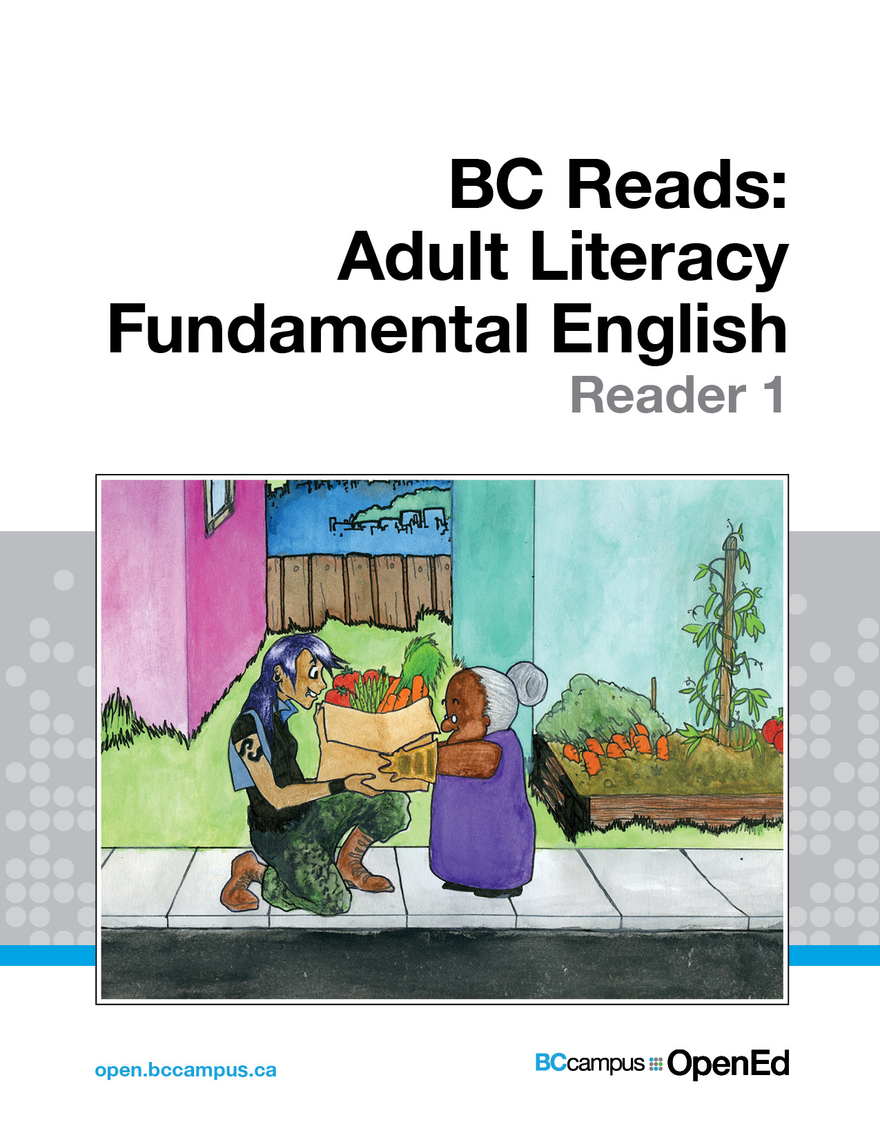 Cover image for BC Reads: Adult Literacy Fundamental English - Reader 1