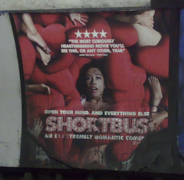 poster of the movie shortbus