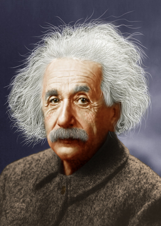 a biography of albert einstein a german american physicist