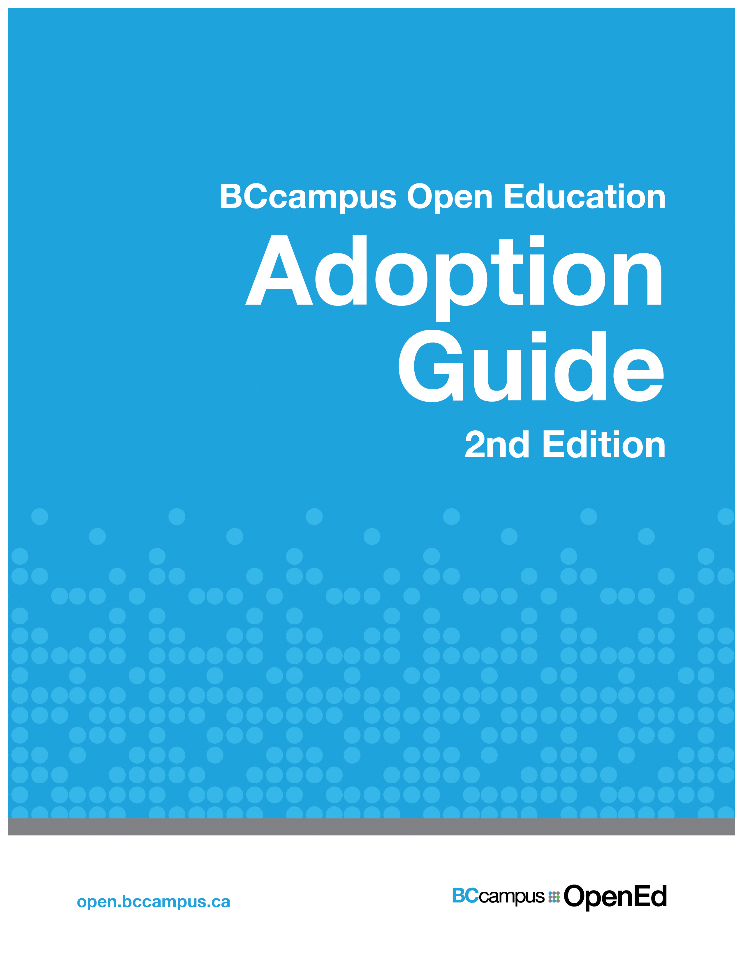 Cover image for Adoption Guide - 2nd Edition