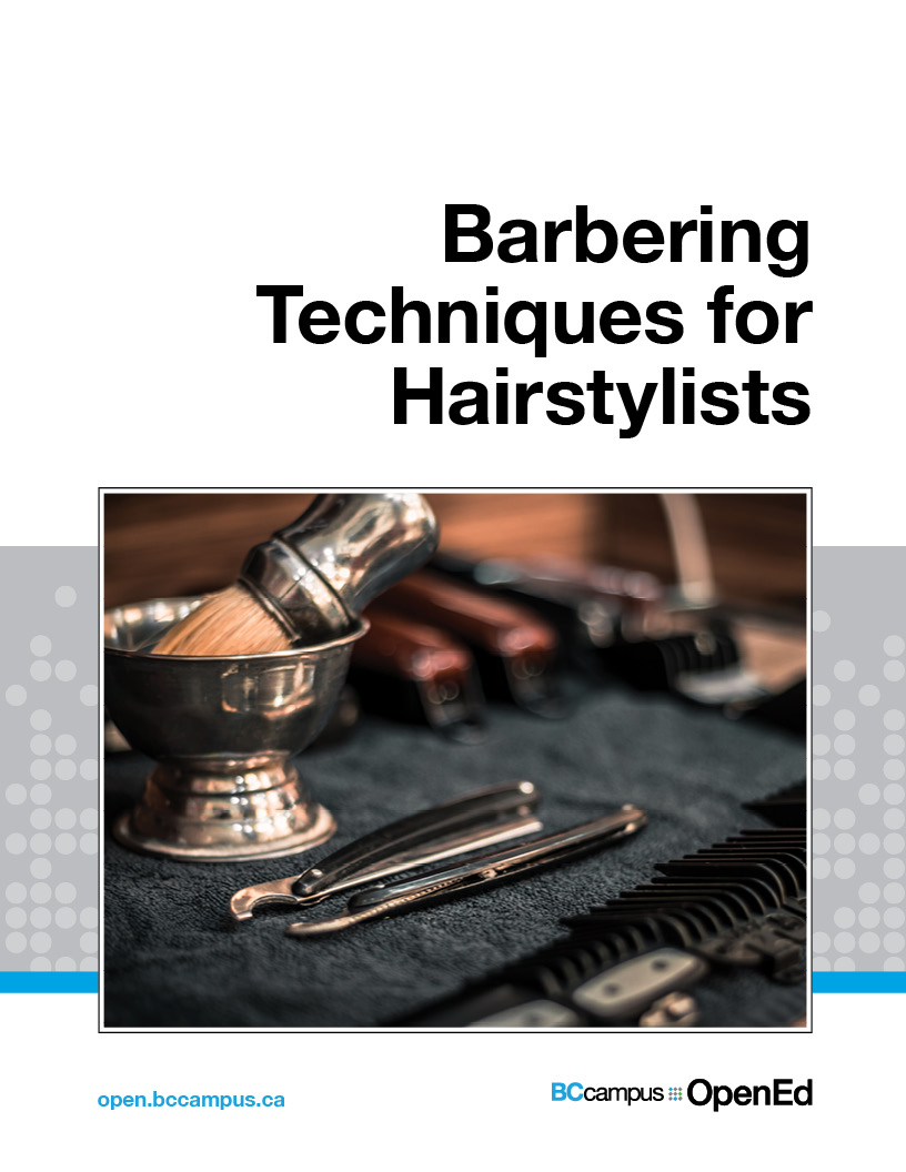Cover image for Barbering Techniques for Hairstylists