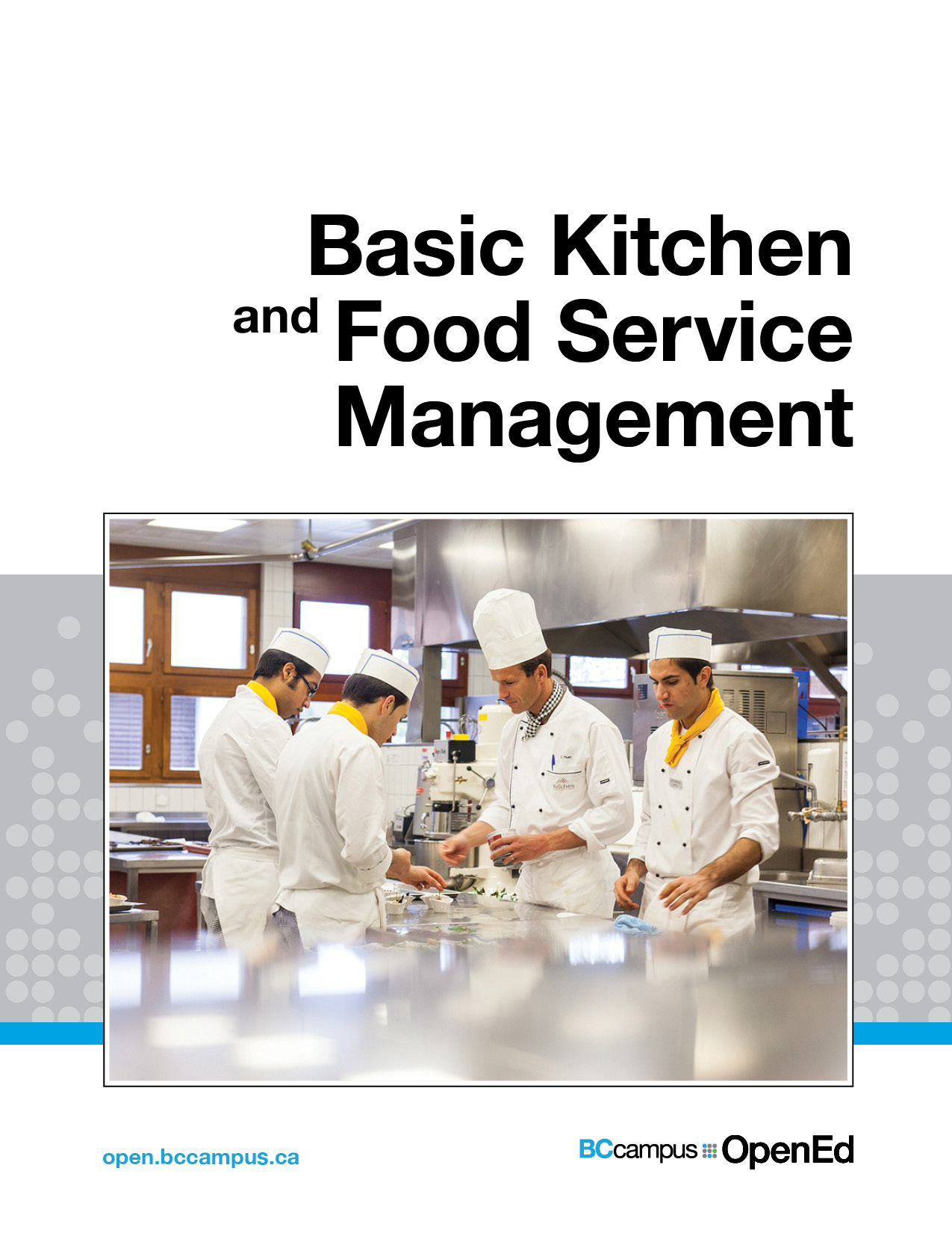 Cover image for Basic Kitchen and Food Service Management