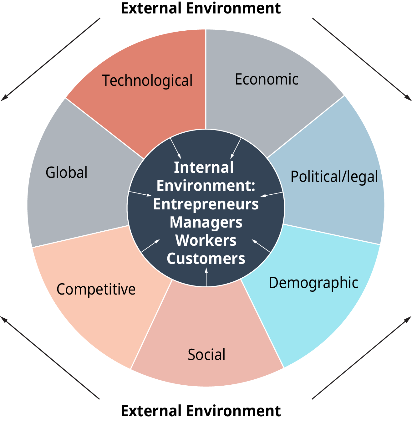 Understanding the Business Environment – Introduction to