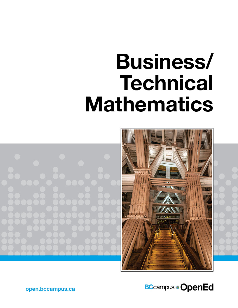 Cover image for Business/Technical Mathematics