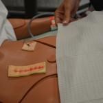 Assess wound