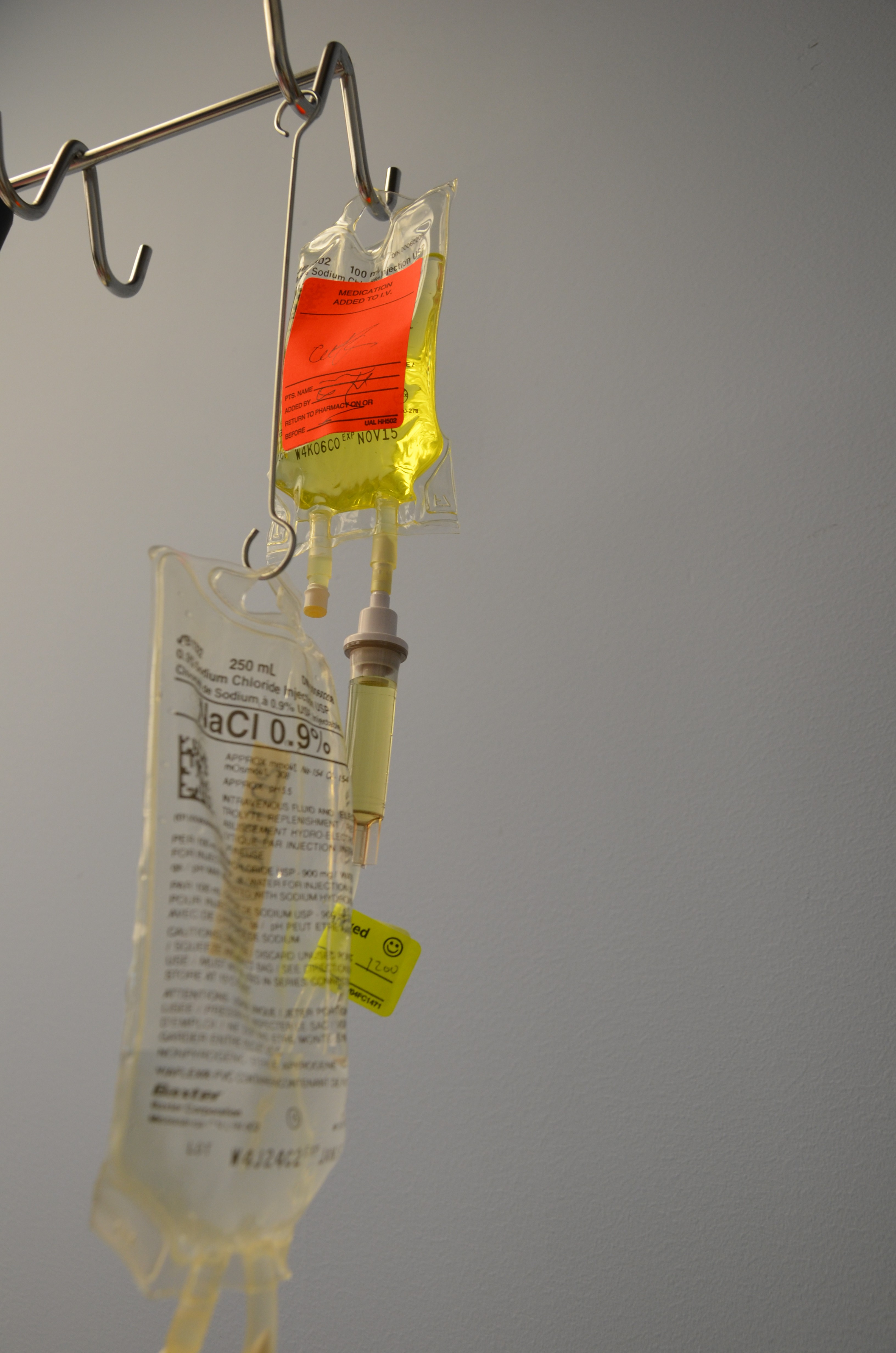 7 6 administering intermittent intravenous medication