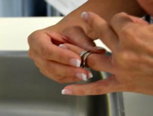 Remove Jewellery