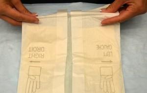 Open packaging