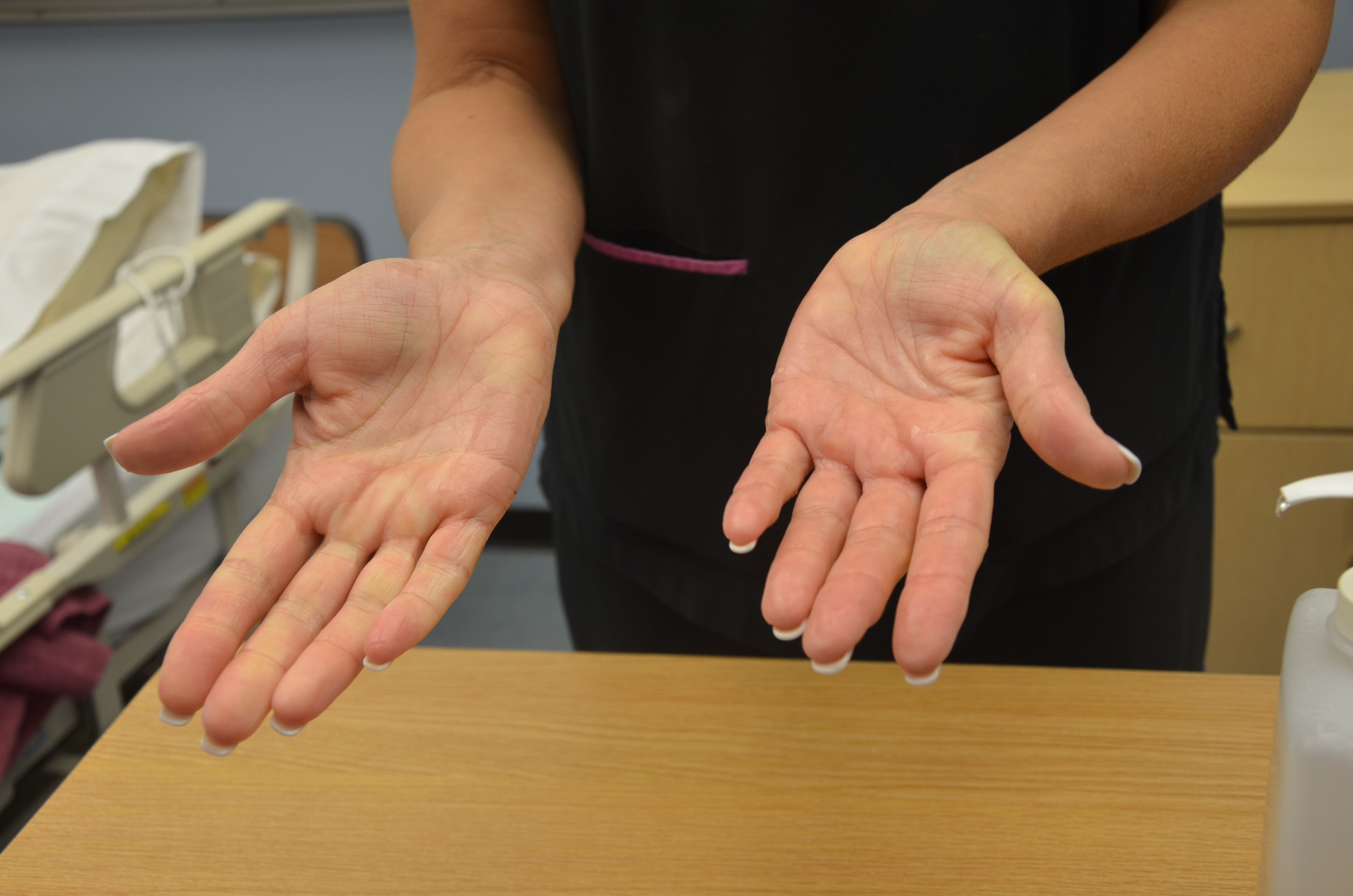 1 3 Hand Hygiene And Non Sterile Gloves Clinical