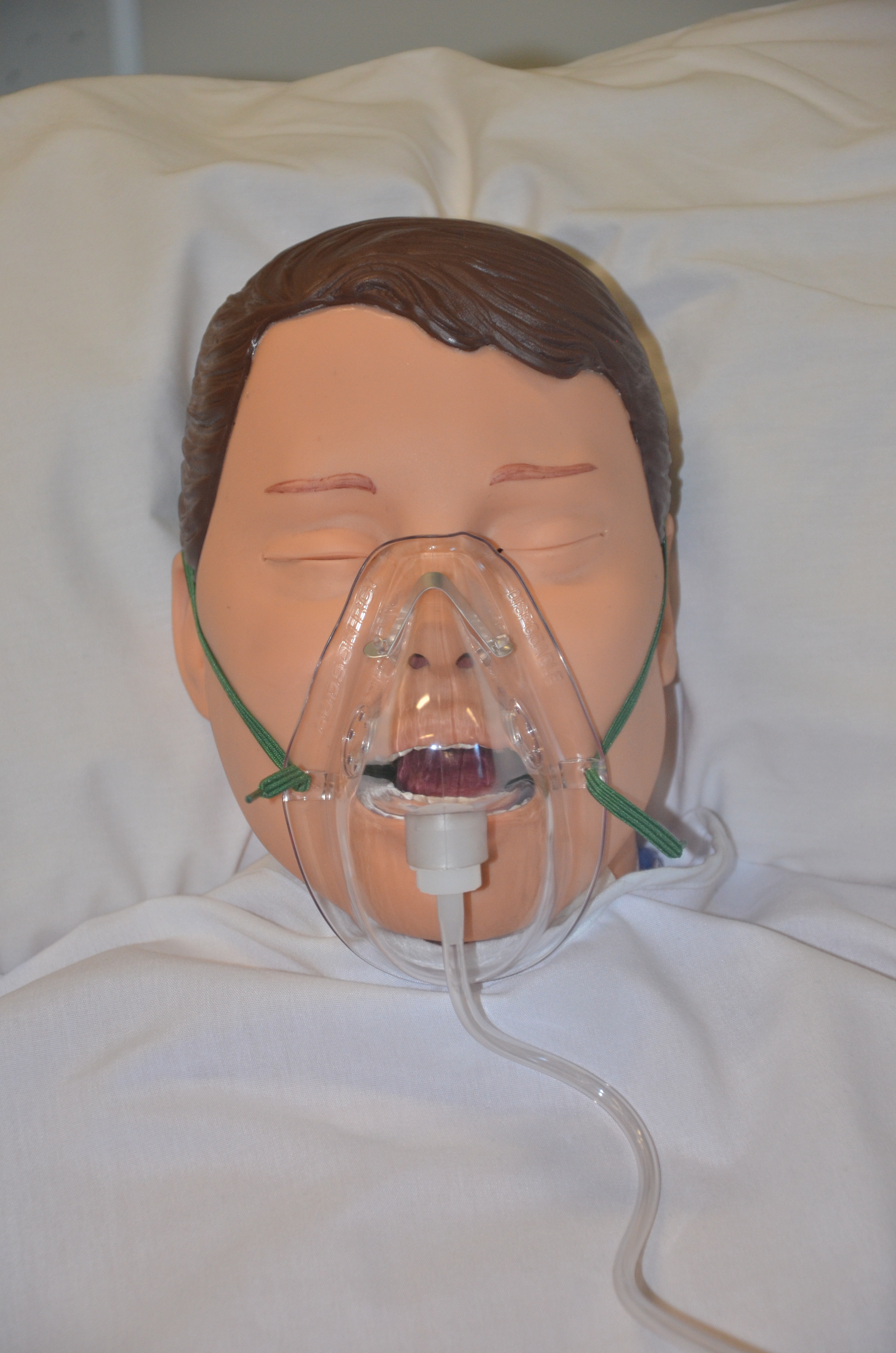 Simple Face Mask & 5.5 Oxygen Therapy Systems u2013 Clinical Procedures for Safer Patient ...