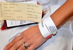 Identify patient