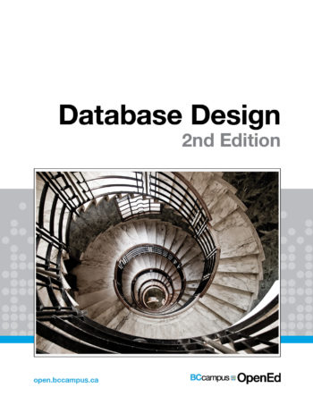 Picture of the cover of the book entitled Database Design