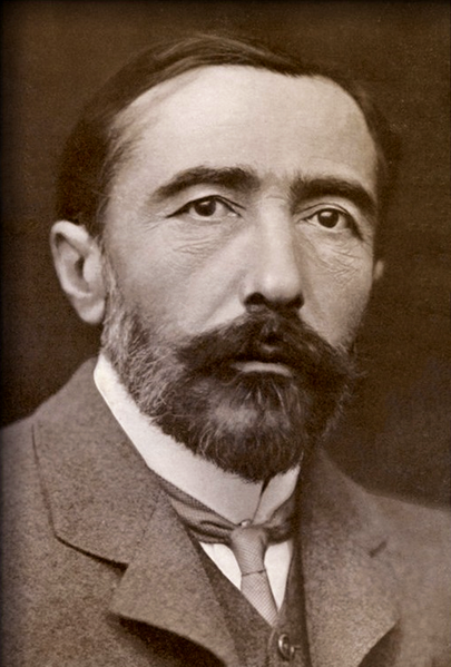 Portraif of Joseph Conrad