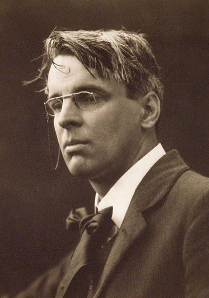 Photography of William Butler Yeats