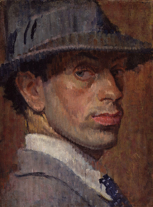 Self Portrait of Isaac Rosenberg