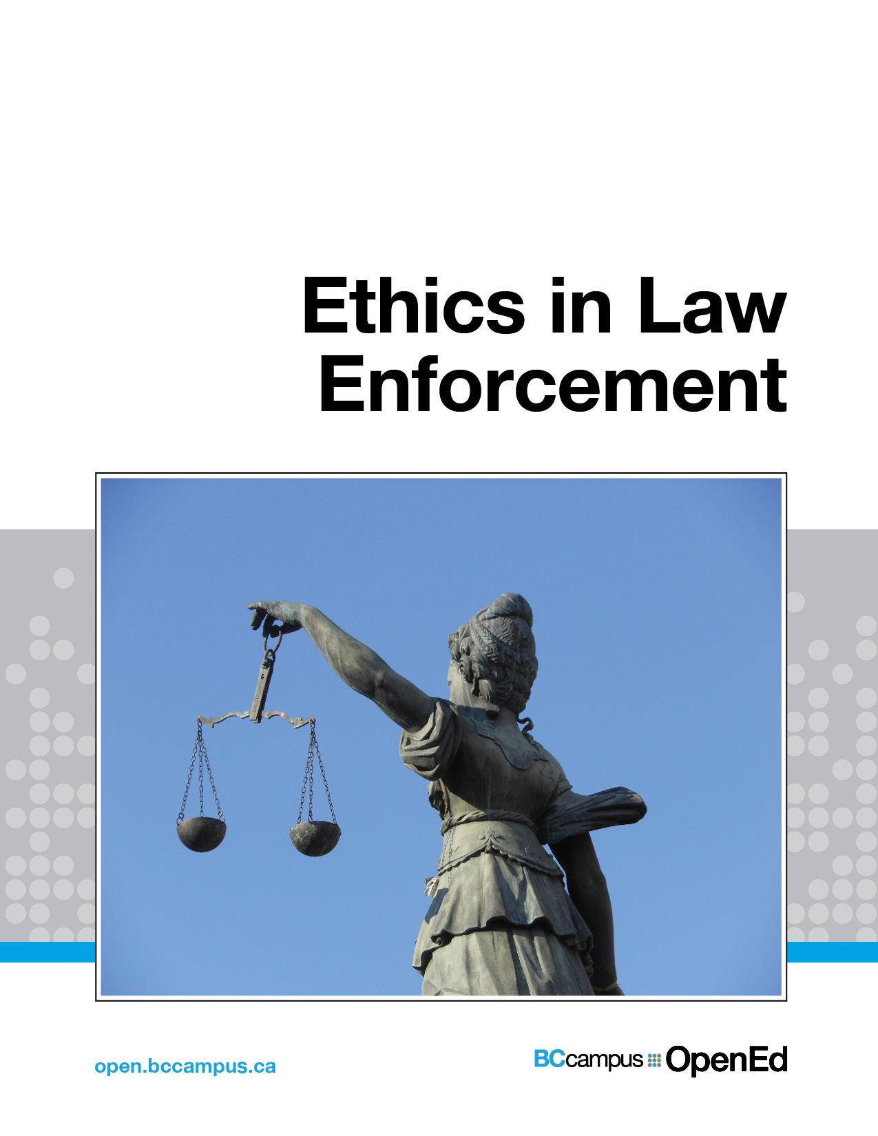 Cover image for Ethics in Law Enforcement