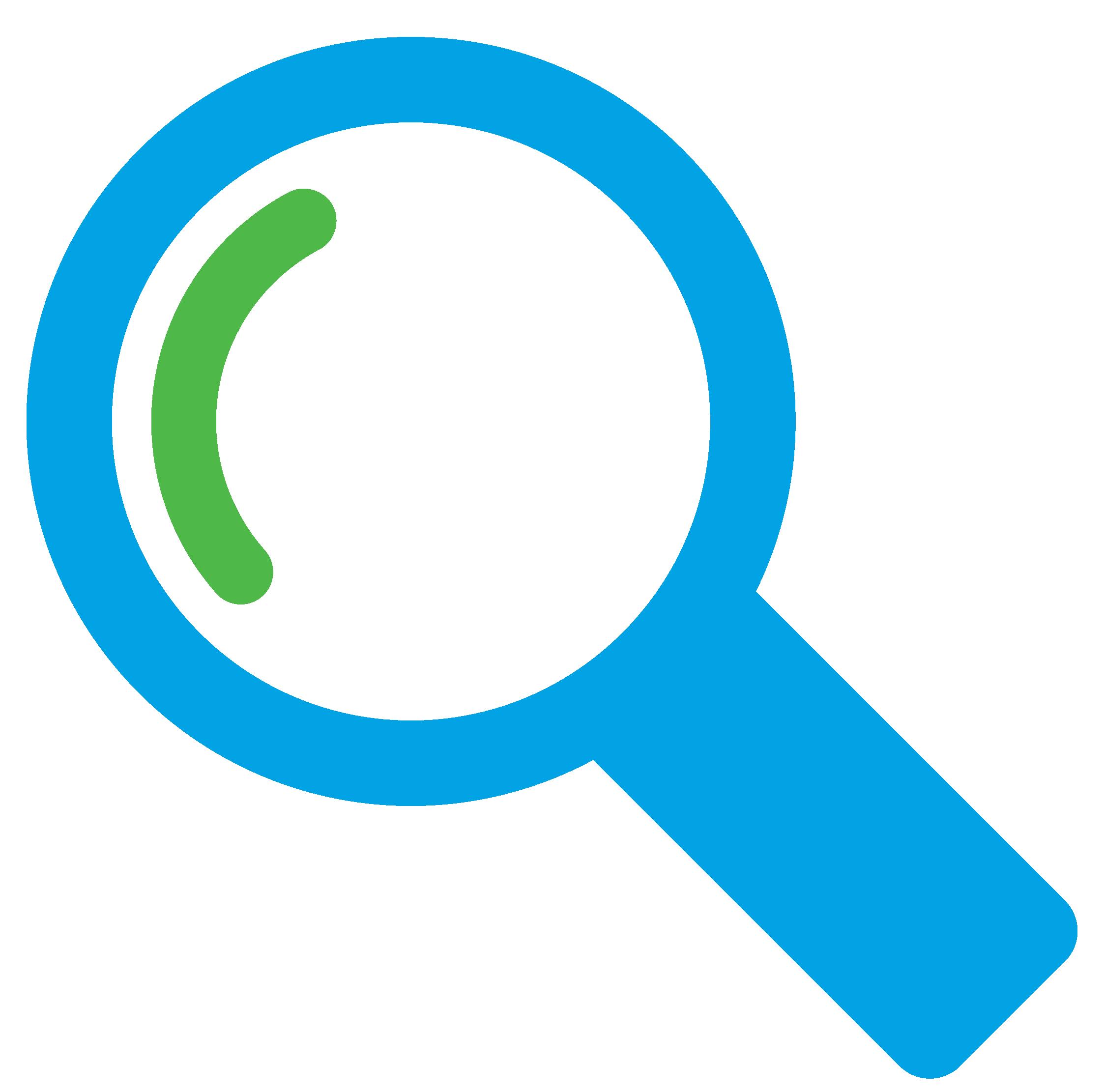 A microscope icon