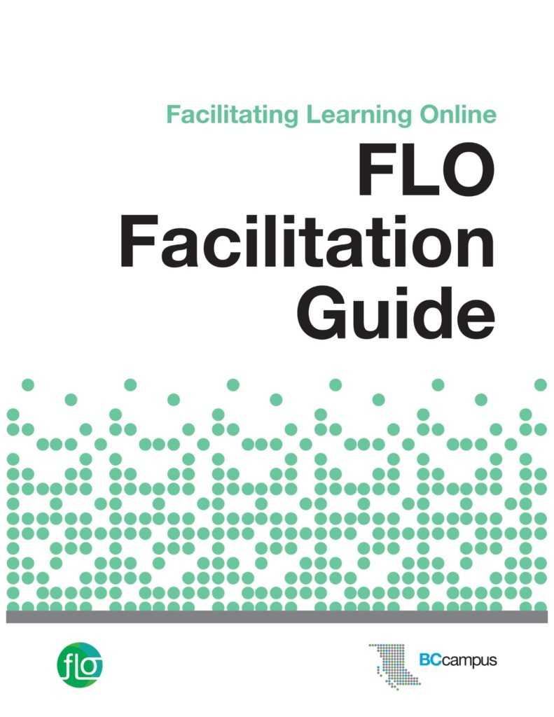 Cover image for FLO Facilitation Guide