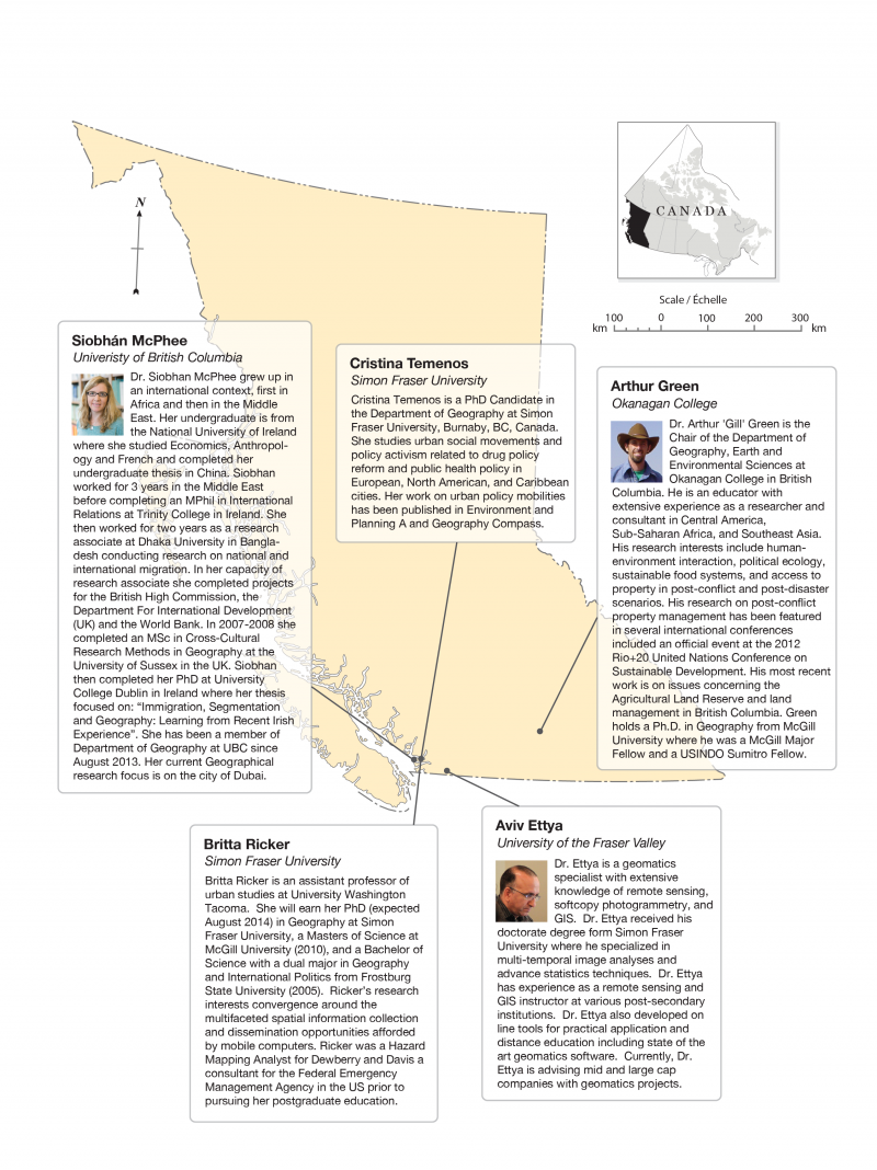 British Columbia Geography Open Textbook Collective