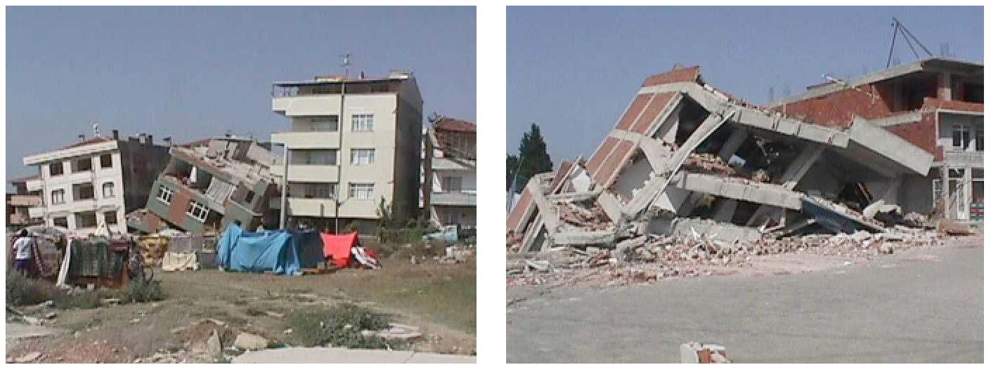 earthquake in the Izmit