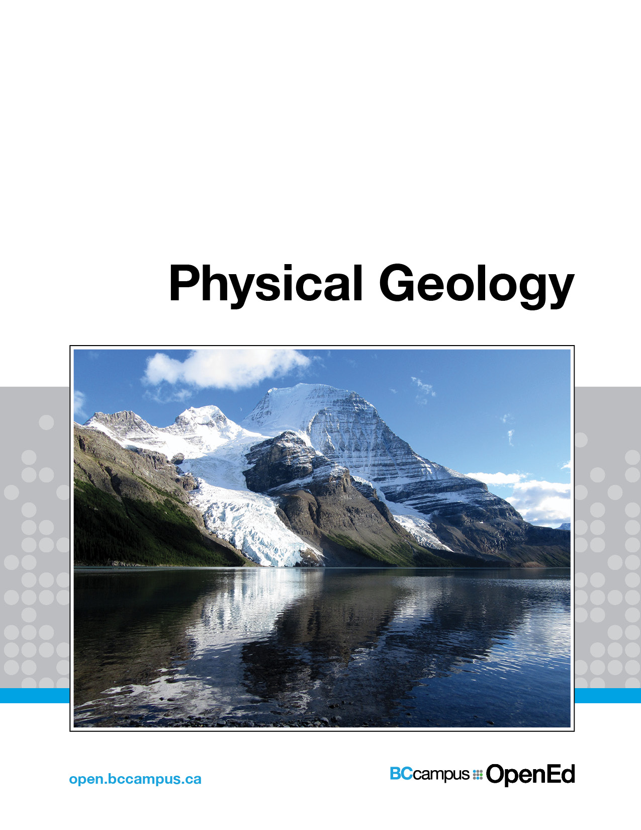 Cover image for Physical Geology