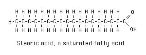 Chemistry of Stearic Acid