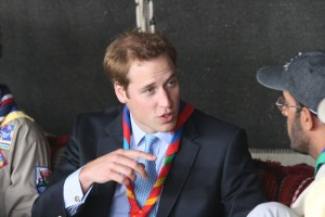 Prince William photo from Alexandre Goulet used Creative Commons Attribution-Share Alike 3.0 license