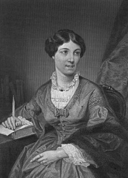 Figure 1.8. Harriet Martineau (1802-1876) Wikimedia Commons. (photo courtesy of wikimedia commons)