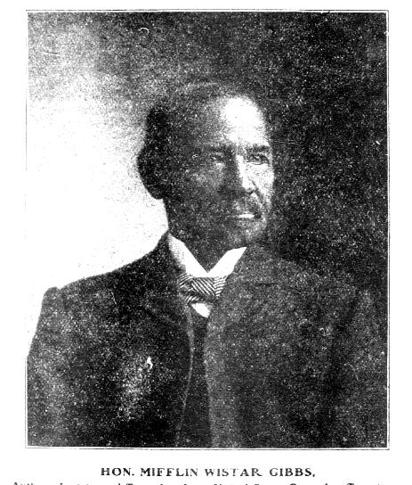 Mifflin Wistar Gibbs