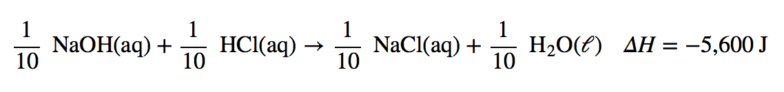 Enthalpy And Chemical Reactions Introductory Chemistry 1st