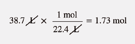 The Ideal Gas Law and Some Applications – Introductory